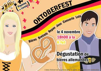 Poster OktoberFest 2 by sakenplet
