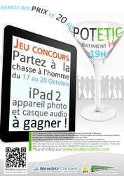 Poster Pot ETIC by sakenplet