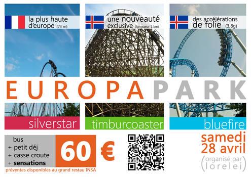 Poster Europapark 2