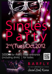 Poster Singles Party @Seoul