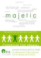 Poster Majetic 2013 by sakenplet