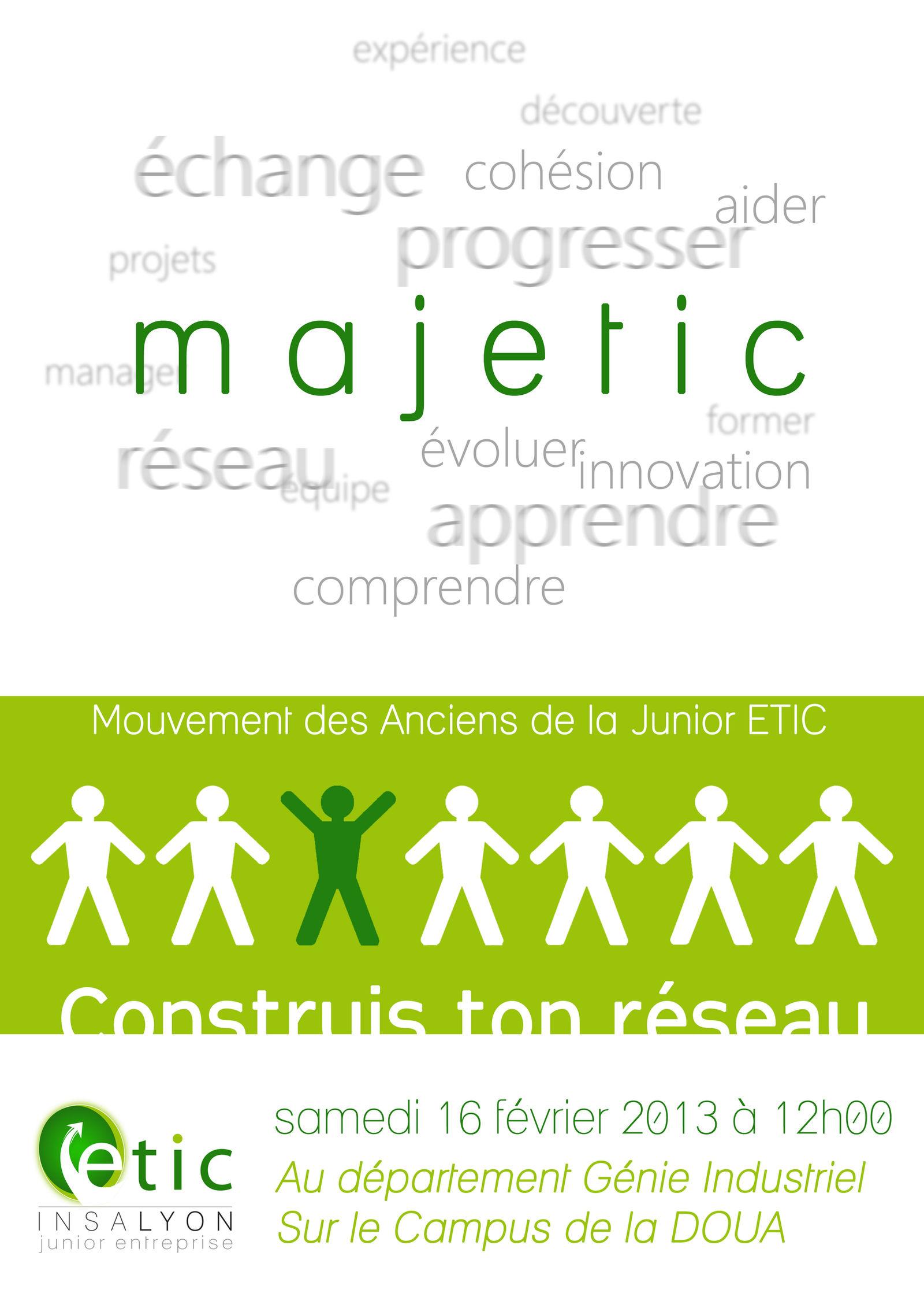 Poster Majetic 2013