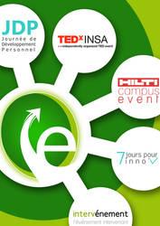 Poster ETIC 5 events by sakenplet