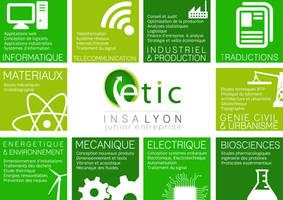 ETIC Skills map