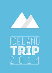 Iceland 2014 Poster