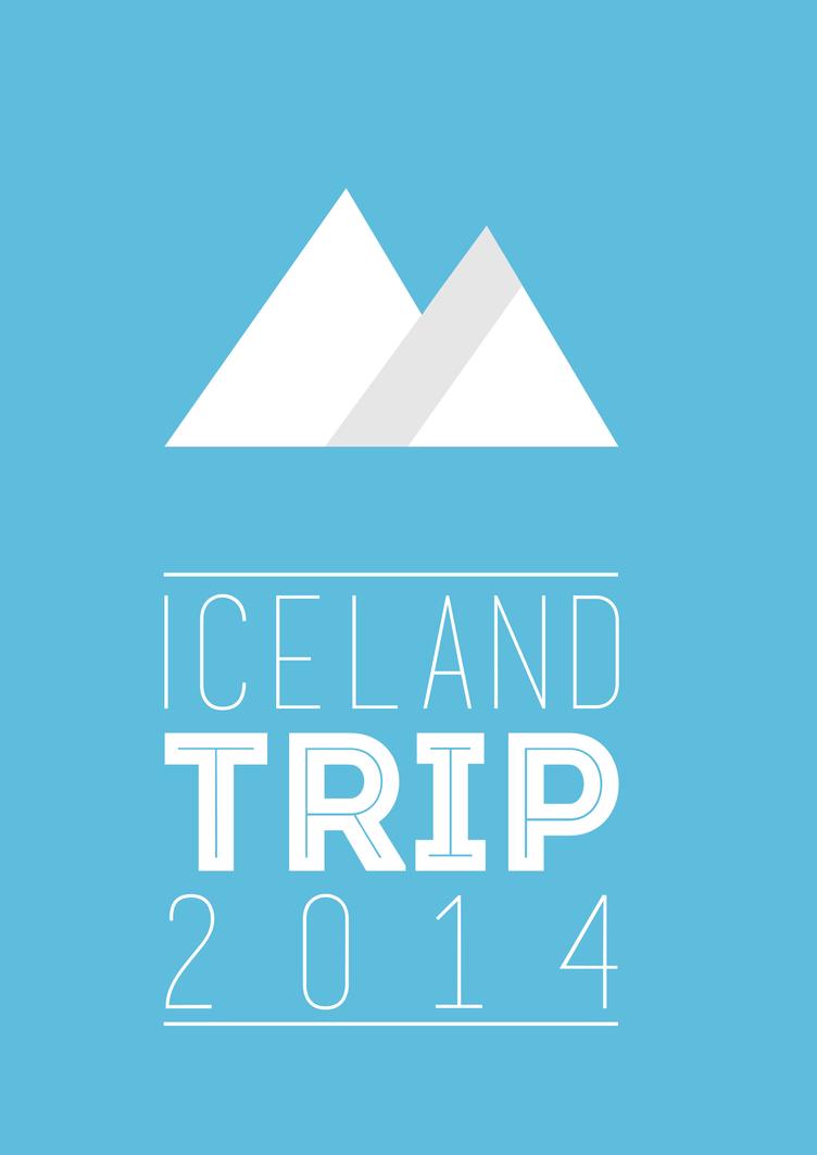 Iceland 2014 Poster by sakenplet
