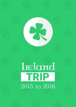 Poster Ireland Trip 2015 - 2016