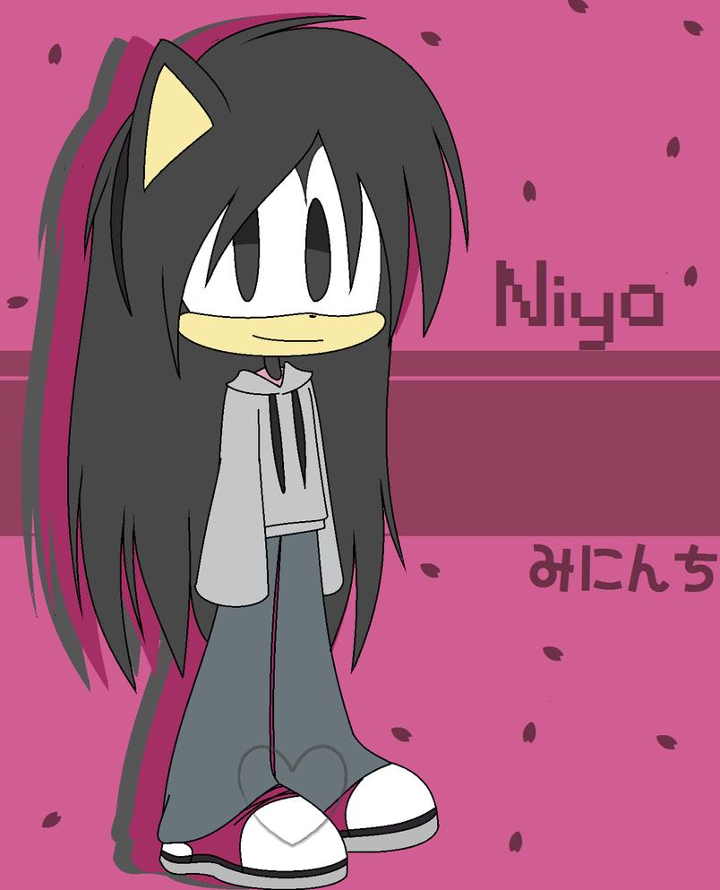 Niya by SapphireShoelacesXD