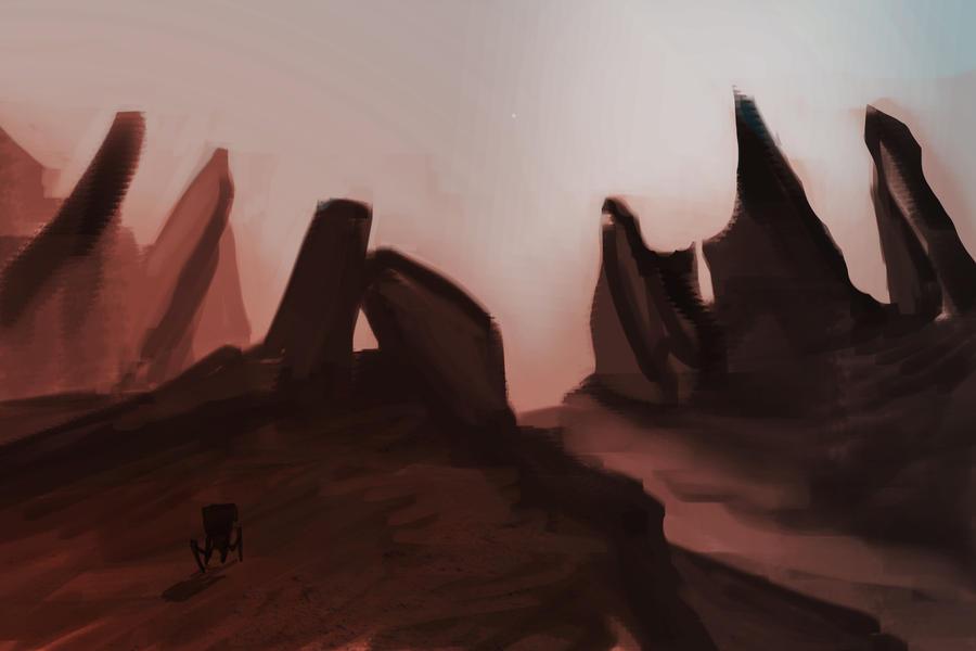 Mars 02 by Nalro