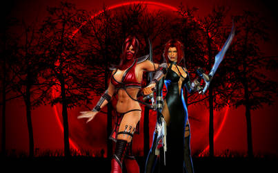 Blood Whores by Sobies518PL