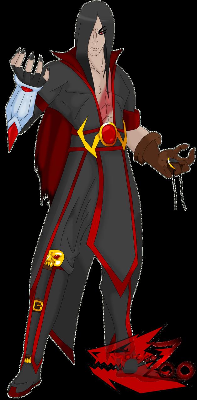 Mortal Kombat X: Blood by Sobies518PL