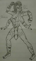 Mortal Kombat DECADE: Sheeva