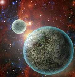 Planetscape 1 by entallat