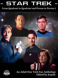 Trek United Anthology Cover #2 by entallat