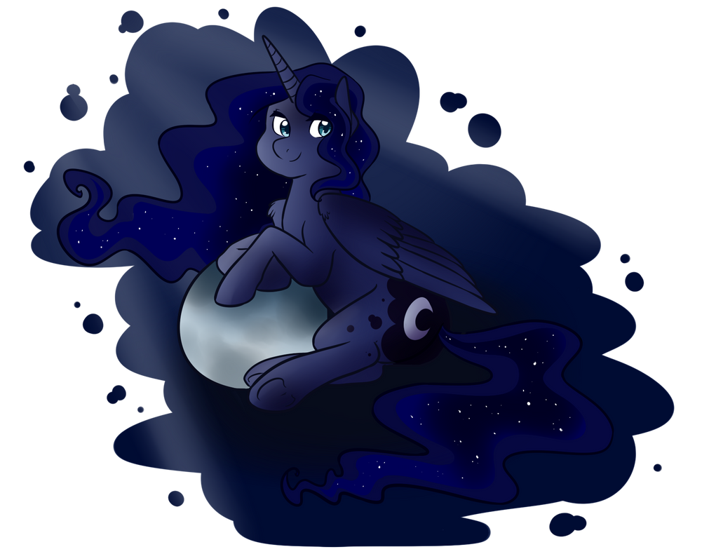 Luna by Princess-Hanners