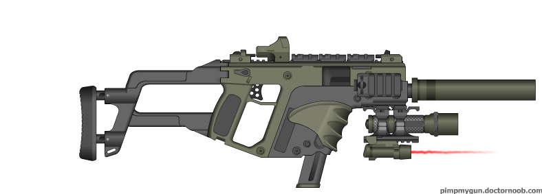 spec-ops kriss super v by bobafettdk