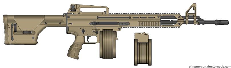 LMG 7.65 by bobafettdk