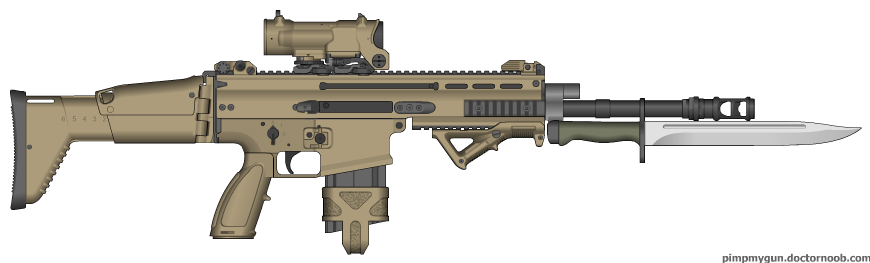 SCAR-H colab by bobafettdk