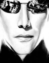 Matrix style drawing