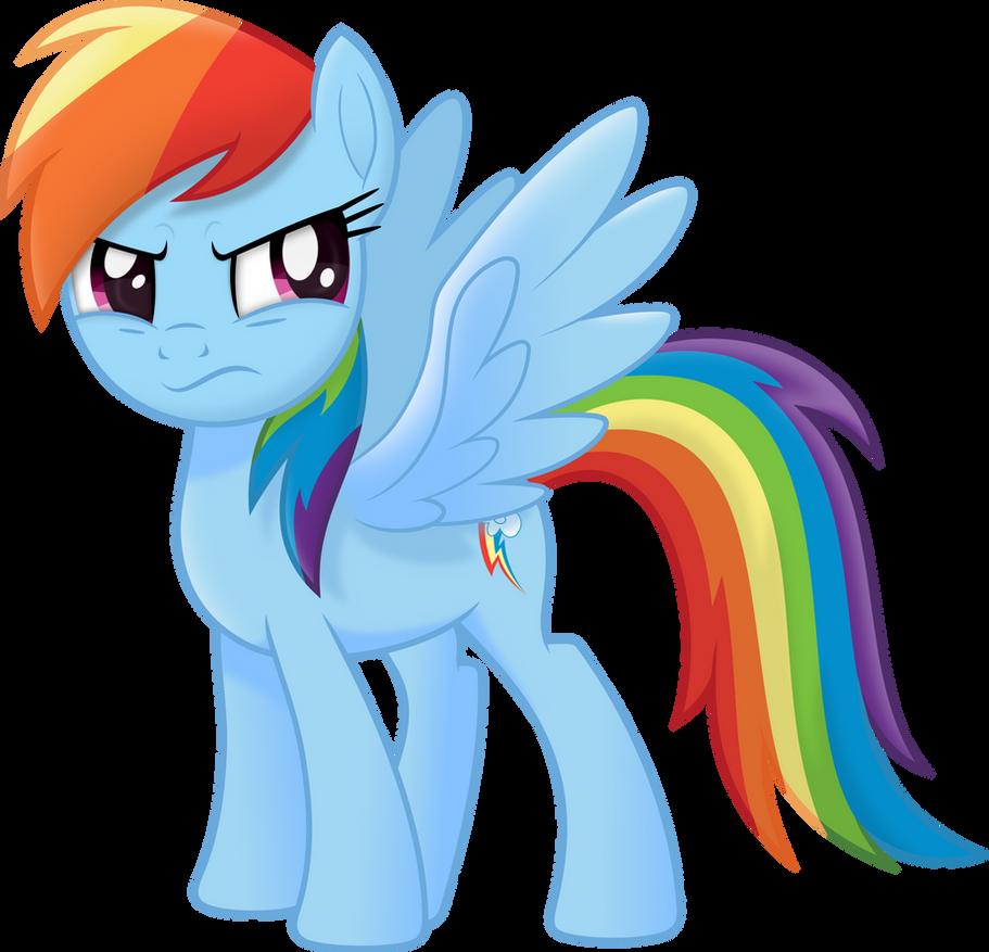 Vector #340 - Rainbow Dash #44 by DashieSparkle on DeviantArt