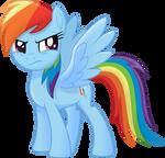 Rainbow Dash Movie Style