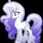 [Rarity] The White Unicorn