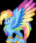 [Rainbow Dash] Captain Awesome