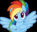[Rainbow Dash] - Pony Life Mane Style