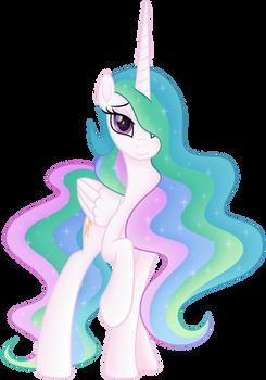 [Princess Celestia] - Celestial Beauty