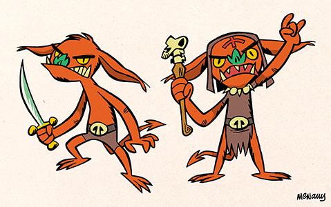 Goblins by jonmcnally