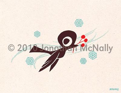 Holiday Card 2010 by jonmcnally