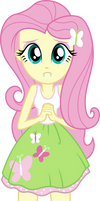 [Halloween] Fluttershy: Isn't this too scary?