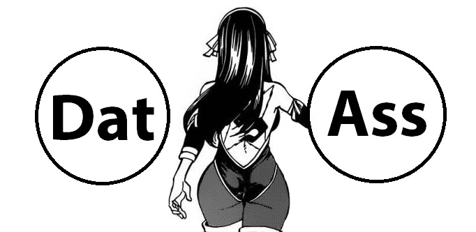 Dat Ass! by Coratix