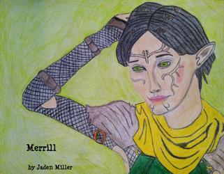Merrill by BeyondBurnt