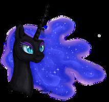 Mare of darkness by SparkleStarCat