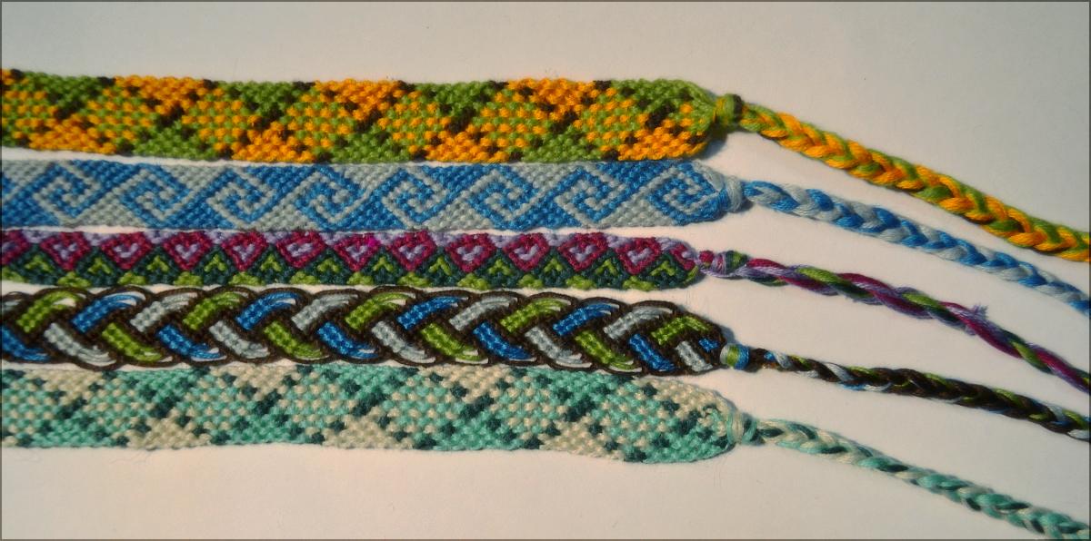 some bracelets by SparkleStarCat