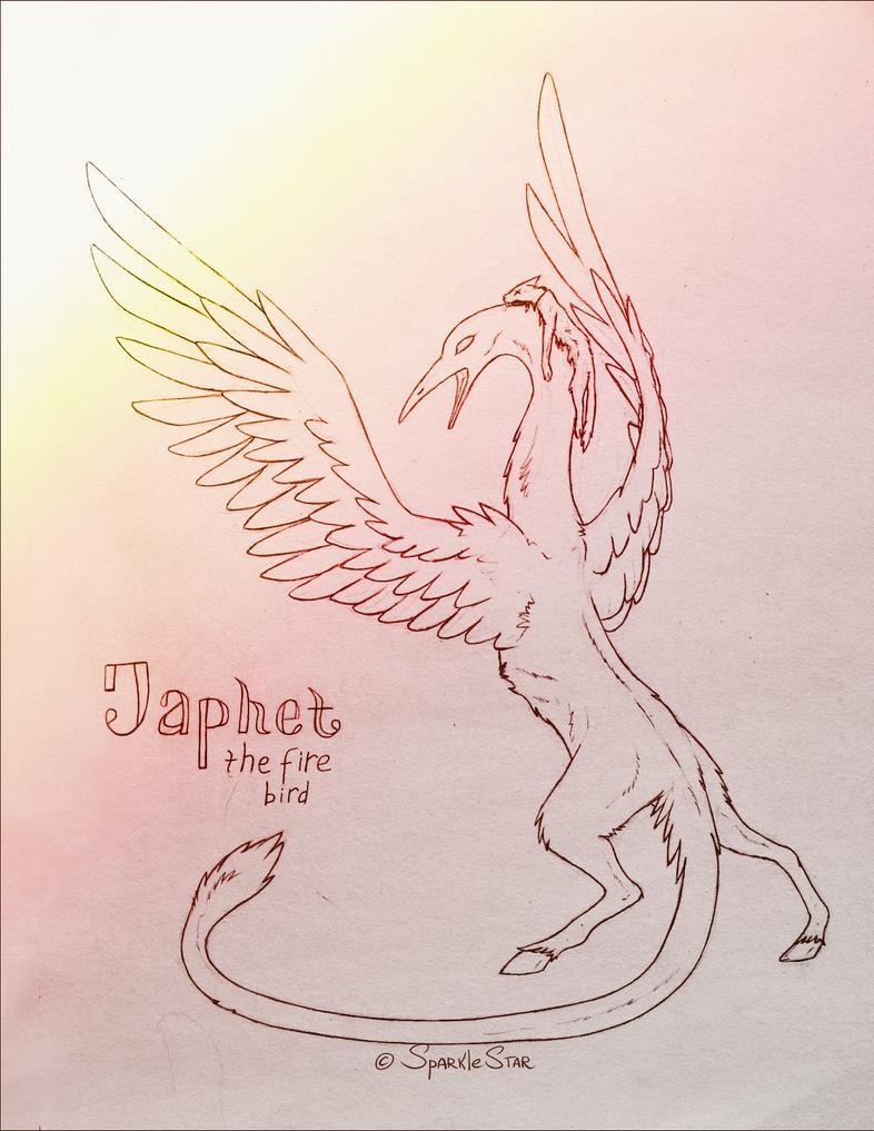 Japhet by SparkleStarCat