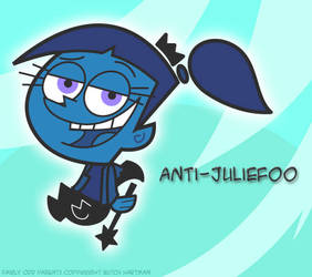 Anti fairy -Juliefoo by Juliefoo