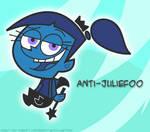 Anti fairy -Juliefoo