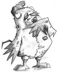 Chickenfoot by Juliefoo