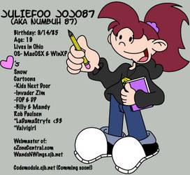 Juliefoo Jojo87 KND style ID by Juliefoo