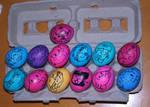KND OC Easter Eggs