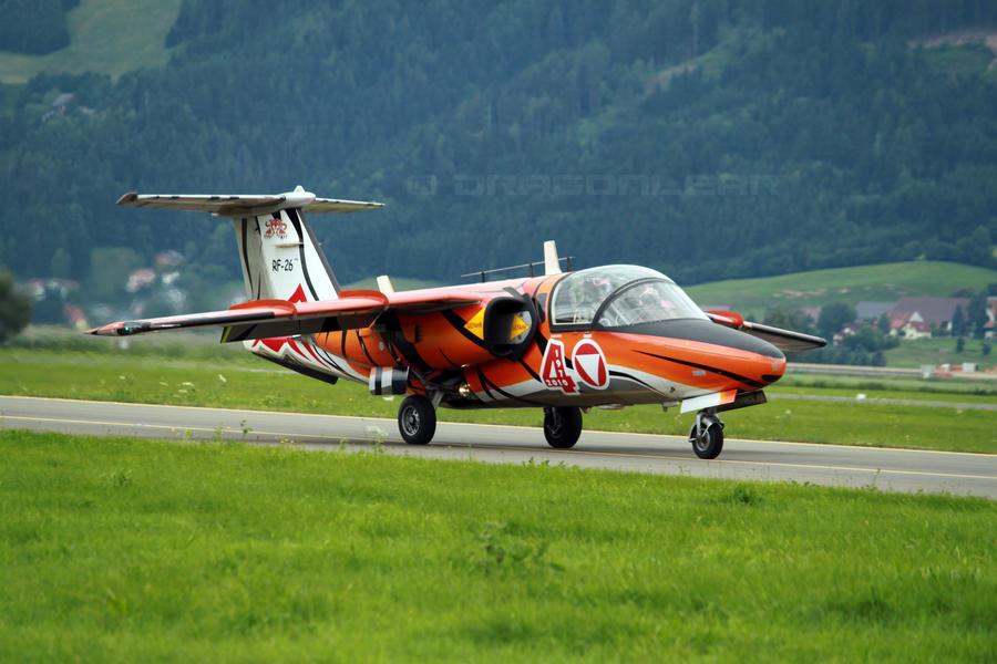 Saab 105 OE Tigermeet