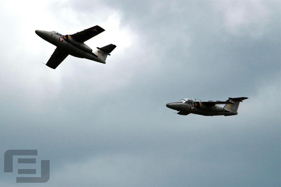 Saab 105Oe - Tigerstaffel