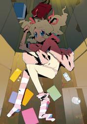 after Comiket by RyusukeHamamoto