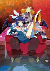 I WANNA WATCH TV by RyusukeHamamoto