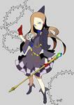 Witch by RyusukeHamamoto
