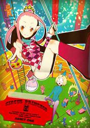 Circus Princess by RyusukeHamamoto