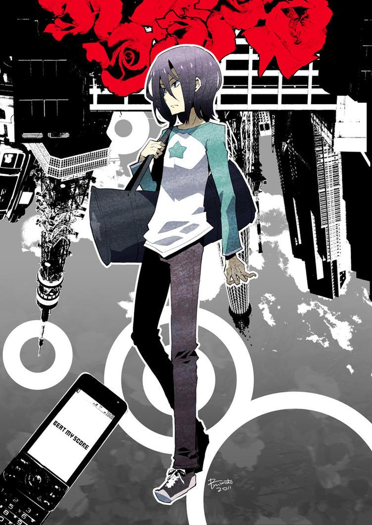 BEAT MY SCORE by RyusukeHamamoto