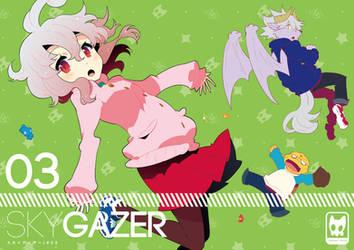 SKYGAZER03 cover art by RyusukeHamamoto